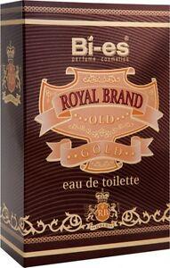 Bi Es Royal Brand Gold Edt 100ml Parfum Homme Parfüm Herren Ebay