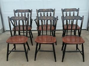 Dating hitchcock chairs