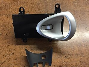 new oem nissan 2003 2004 350z drivers side left interior door handle assembly ebay