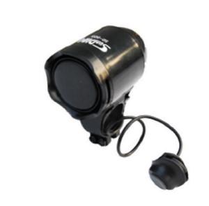 Waterproof Loud Cycling Horn MTB Bike Bicycle Handlebar Ring Bell Alarm Speaker