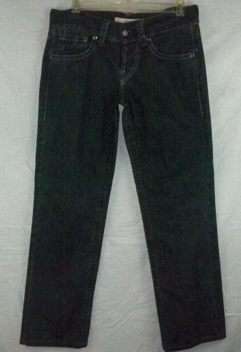 RED Valentino Buttonfly Jeans Size 28 Inseam 29