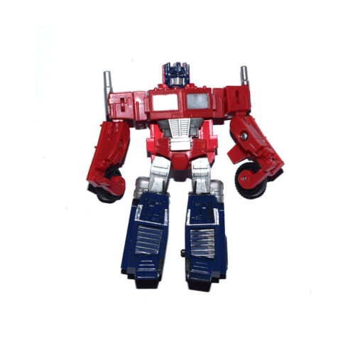 Transformers Autobots Optimus Prime Transformer Mini Action Figure Minifig