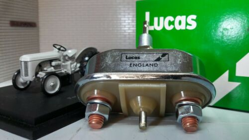 David Brown selectamatic 1200 Tractor GEN Lucas Bujía Precalentamiento Calentador Interruptor