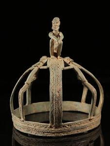 Bronze-Krone-der-Dogon-Mali