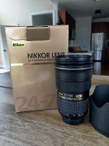 Nikon-AF-S-NIKKOR-24-70MM-F-2-8G-ED-Lens-USA-Model