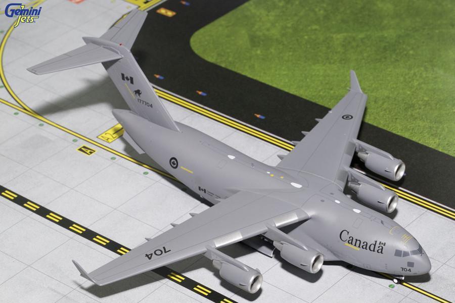 ahorra hasta un 30-50% de descuento Royal Canadian Air Force Boeing C-17 77004 77004 77004 Gemini Jets G2CAF646 escala 1 200  nueva marca
