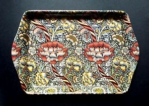 Serving-Tray-Small-Side-Plate-Kitchen-Dining-Tableware-Cookware-Floral-Design-BN