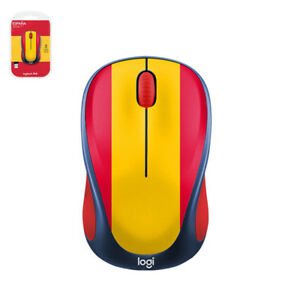 be0420efeb0 Logitech M238 Wireless Mouse World Cup Global Fan Collection Optical ...