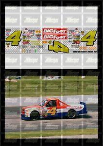NASCAR-1-24-DECALS-TS11-TONY-STEWART-1996-CTS-4-BIGFOOT-FOOD-STORES