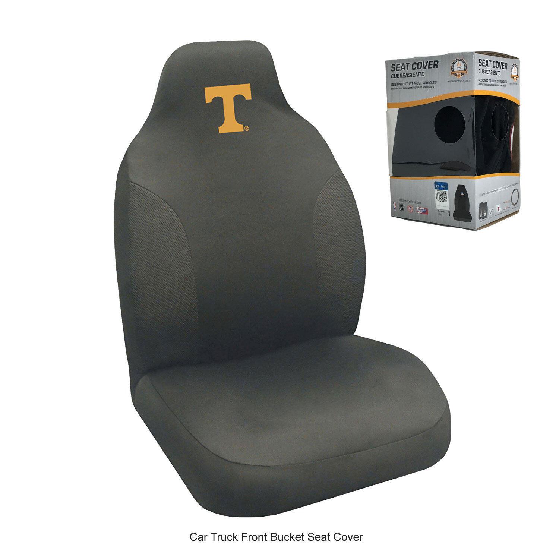 FANMATS NCAA Auburn University Tigers Polyester Seat Cover 14945