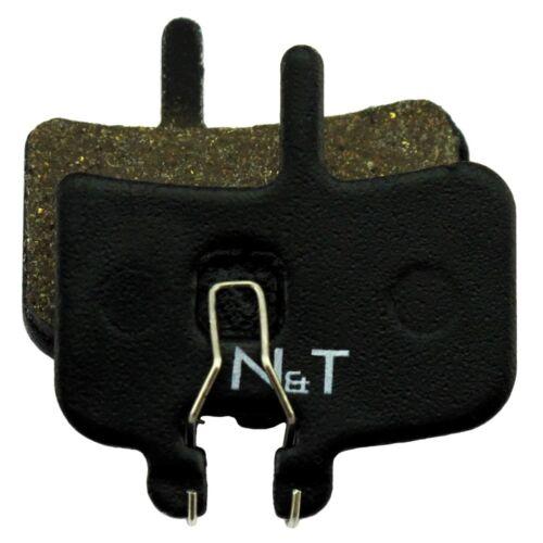 N/&t Hayes Hfx 9 Neun Mag Mx1 Promax Hydraulisch Halb Metallisch