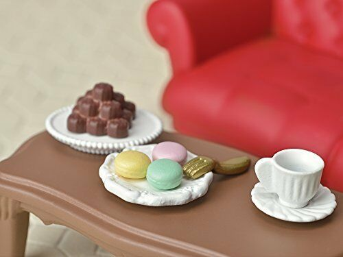 Epoch Calico Critters Families town series chocolate shop