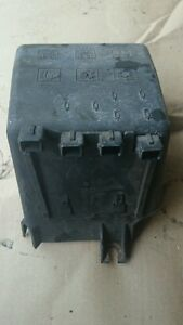 image is loading peugeot-306-engine-bay-fuse-box-cover-9611851980