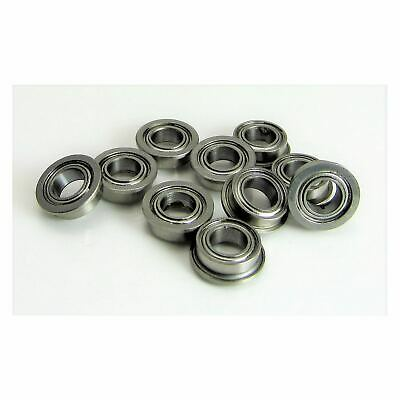 TRB RC Fishing Reels 10 4x10x4mm Precision Stainless Steel Ball Bearings