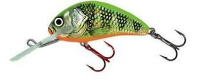 New on Card Floating 4 1//2´´ color: HP 1 1//4 oz Salmo Perch PH12F