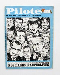 Pilote-n-486-1969-Journal-d-039-Asterix-et-d-039-Obelix-Bob-Morane