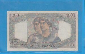1 000 Francs Minerve Et Hercule Du 1-9-1949 L.595 7frpjahe-08005810-192109664