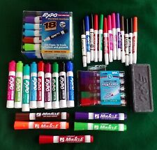 50 Pc Dry Erase Marker Lot Expo Rose Art Amp More Free Shipping