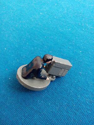 (b16 Telecamera + Cameraman Dinky Toys Bbc Commer Ref 968 Famoso Per Materie Prime Di Alta Qualità, Gamma Completa Di Specifiche E Dimensioni E Grande Varietà Di Design E Colori