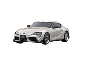 New Ignition model 1/18 GR Supra RZ A90 White Metallic Model Car TK Company