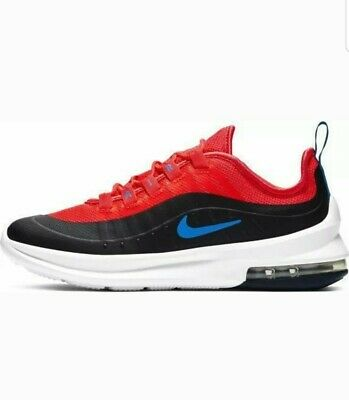 Nike Kids Air Max Axis Ep White Boys Shoes | Pro:Direct