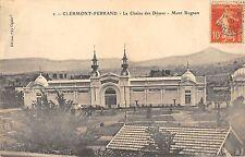 CPA 63 CLERMOTN FERRAND LA CHAINE DES DOMES MONT ROGNON