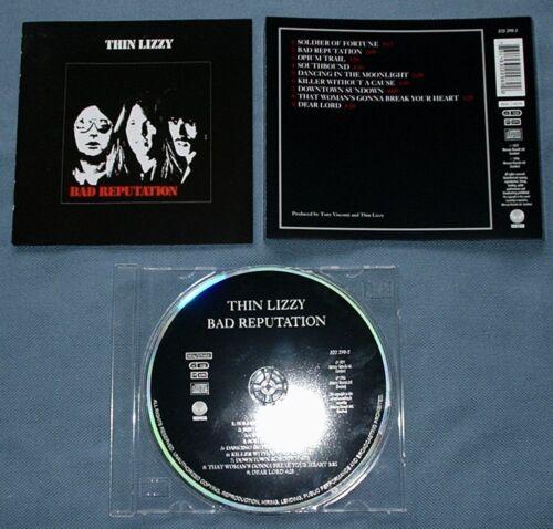 1 von 1 - CD von  Thin Lizzy – Bad Reputation
