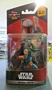Disney Infinity 3.0 Boba Fett figures - Star Wars BOBA FETT New SEALED nuovo