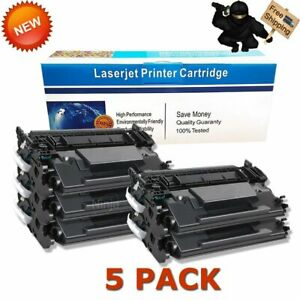 5Pk-High-Yield-CF226X-26X-Toner-for-HP-LaserJet-Pro-M402dn-MFP-M426fdw-Printer