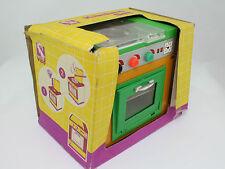 MS Toy Küchen Set 8817 Spielzeugherd Herd Ofen Backofen Kunststoff in OVP