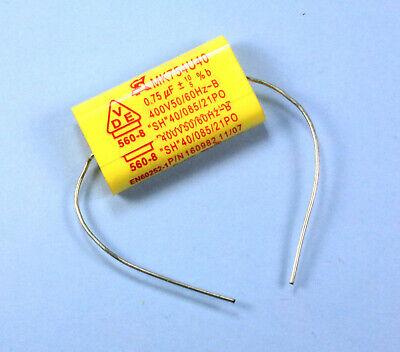 Pcs-Compact Film Capacitor  .0082UF at 200V 10