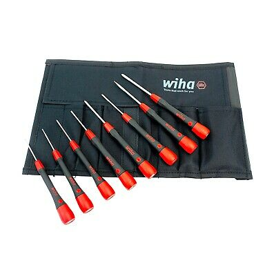 Slotted And Phillips ESD Precision 8 Piece Wiha 27399 Screwdriver Set