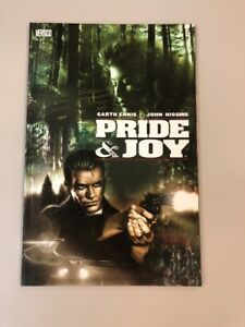 Pride-amp-Joy-DC-Vertigo-Comics-Graphic-Novel-TPB-1st-Print-Garth-Ennis-paperback