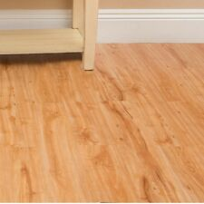 Vinyl Plank Flooring Self Adhesive Peel And Stick Oak Wood Grain Floor 10 Piece