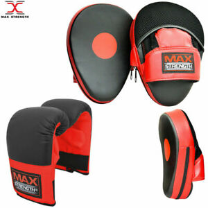 MADX Red//Black Focus Pads