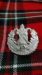 TC-New-Queensland-Cameron-61th-Highlanders-British-Army-Cap-Badge-Cameron-Chrome