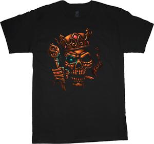 e6065c85c00 Big men's t-shirt king crown design tee plus size tall 4X 5X 6X 7X ...