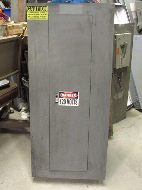 square d 125 amp 240 48 v main breaker type nqod panelboardsquare d 125 amp 240 48 v main breaker type nqod panelboard nqod3125q2mb 125a