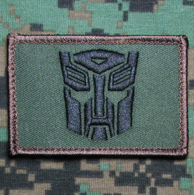 Aim Small Miss Small Usa Army Morale Acu Light Velcro Brand Fastener Patch Original Current Army Patches Collectibles
