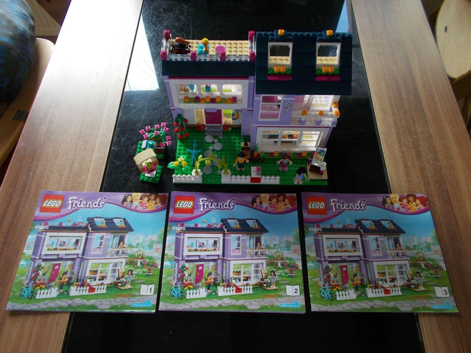 per il tuo stile di gioco ai prezzi più bassi LEGO ® Friends - 41095-Emma casa casa casa familiare-con recipe (BA)  edizione limitata a caldo