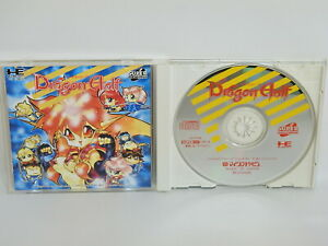 DRAGON-HALF-PC-Engine-SCD-PCE-Grafx-Japan-pe