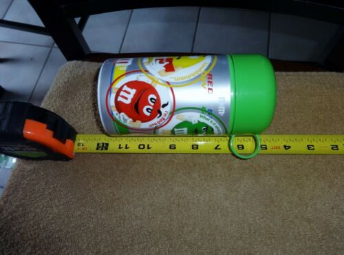 M/&M  insulated container hot or cold 16 ounce  l .refer to pictures.