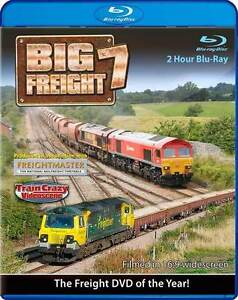 Big Freight 7  BLURAY  Rail Freight scene in the UK - <span itemprop='availableAtOrFrom'>Blackpool, United Kingdom</span> - We endeavour to supply only the highest quality products. However, if you are unhappy with a product in any way it can be returned to us within 14 days following these steps. Returning  - <span itemprop='availableAtOrFrom'>Blackpool, United Kingdom</span>