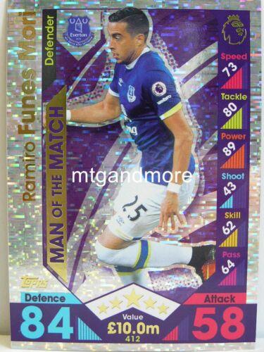 #412 ramiro Funes Mori-Man of the match Match ATTAX 2016//17 premier League