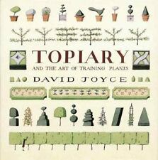 Topiary and the Art of Training Plants-ExLibrary