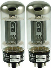 Tube Amp Doctor TAD 6L6GC-STR 6L6 Matched Pair Vacuum Tube