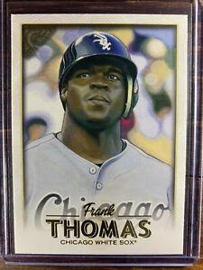 Frank Thomas Baseball Card #112 Topps Gallery Chicago White Sox MINT SP MLB HOF