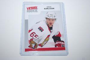 2009-10-Upper-Deck-Victory-Rookie-Erik-Karlsson