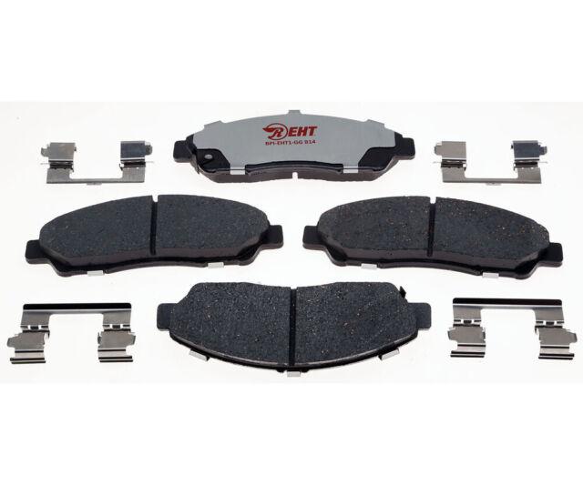 Disc Brake Pad Set-Element3; Hybrid Technology Front Raybestos EHT1280H