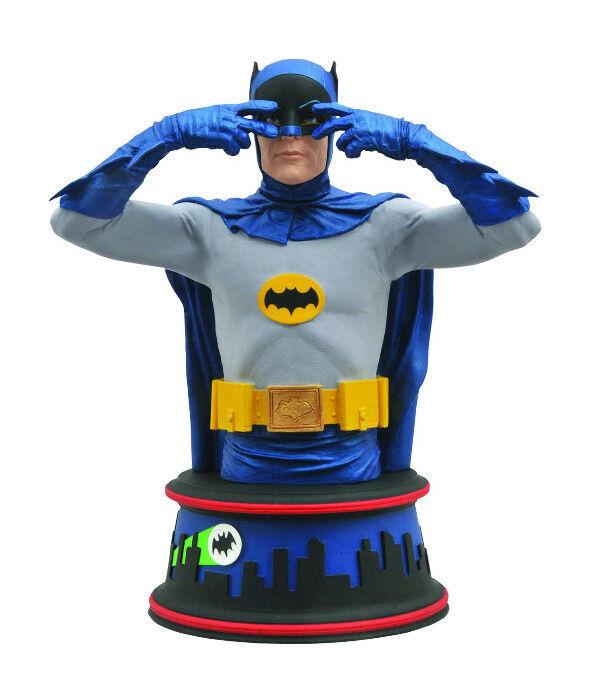 Diamond Select - Batman Batman Batman 1966 - Batusi Busto Statua 3ce3ee